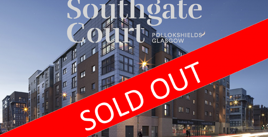 Southgate Court, Pollokshields