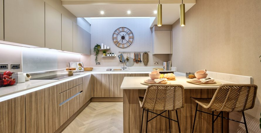 Stunning new showhome now open